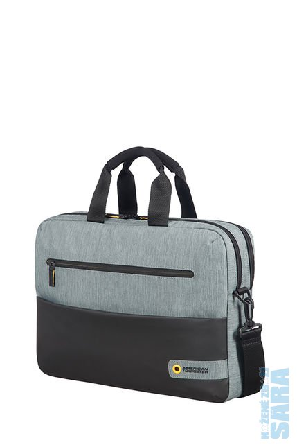 "Aktovka na notebook 15.6"" šedá City Drift 80531-1062, AMERICAN TOURISTER"